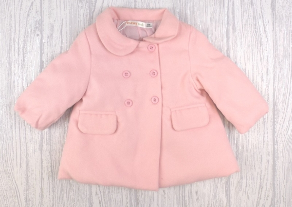 Palton fete roz matlasat, Babybol