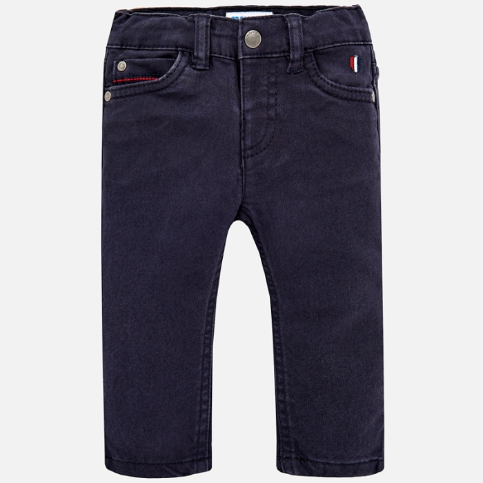Pantalon baiat Mayoral navy 0