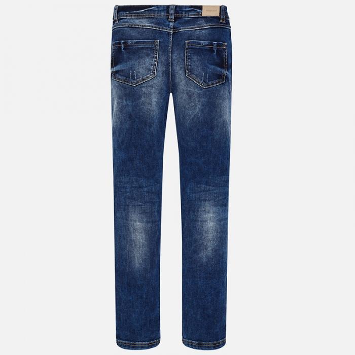 Pantalon jeans fete 8-16 ani Mayoral 1