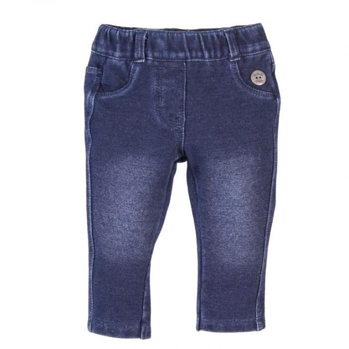 Pantalon stretch denim Boboli 0