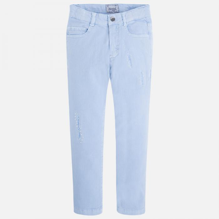 Pantalon vara fete blue Mayoral 0