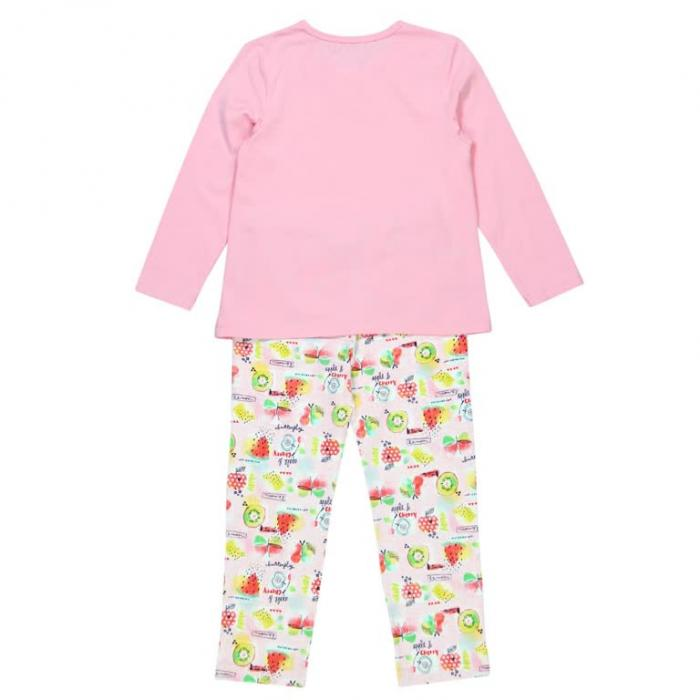 Pijama fete cu fructe Boboli 1