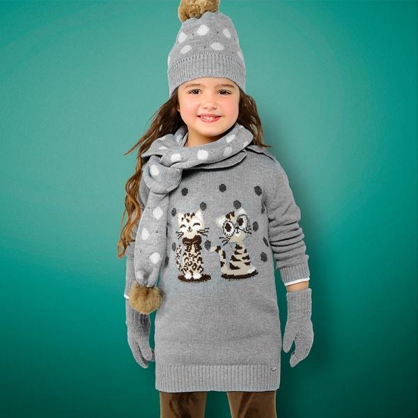 Rochie  tricot  Mayoral 2