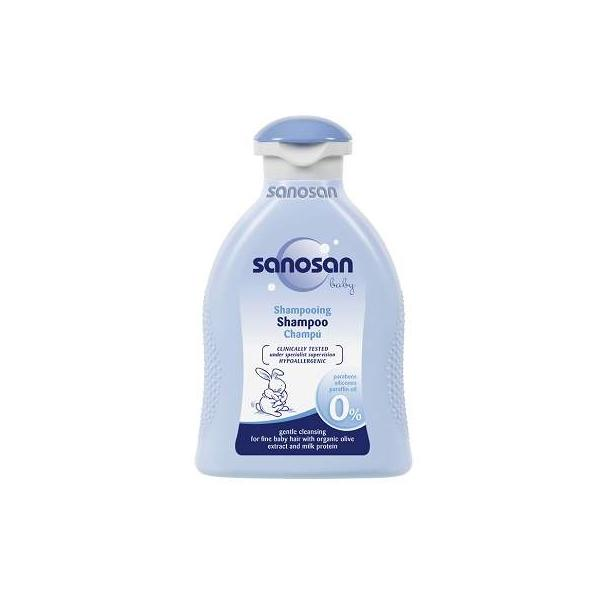 Sampon 200ml Sanosan