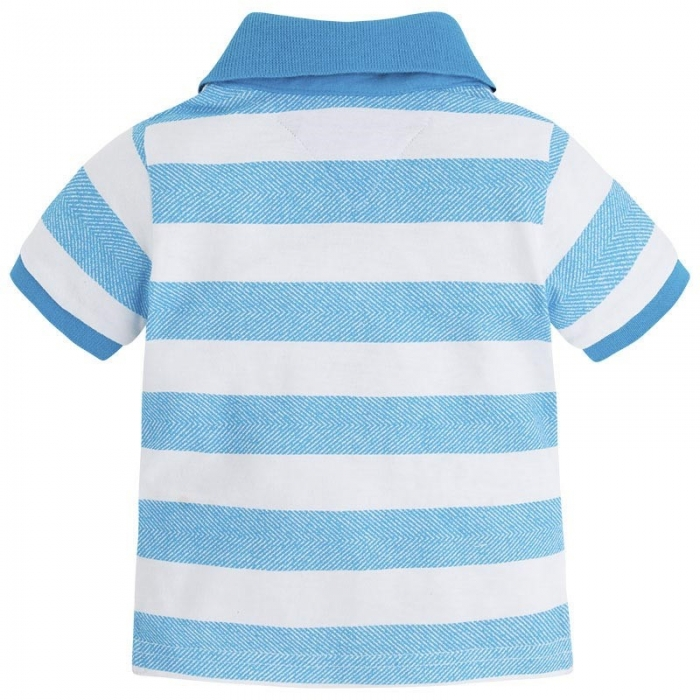 Tricou polo maneca scurta bebe Mayoral 1